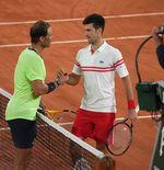 Mitos, Petenis yang Kalahkan Rafael Nadal di French Open Selalu Jadi Runner Up