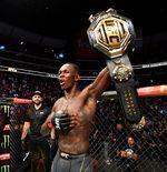 UFC 263: Reaksi Tengil Israel Adesanya usai Dibikin Gemas oleh Strategi Lawan