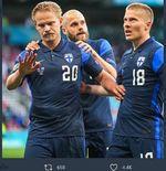 Hasil Denmark vs Finlandia di Piala Eropa 2020: Joel Pohjanpalo Bawa Finlandia Ukir Sejarah