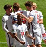 Hasil Inggris vs Kroasia di Piala Eropa 2020: Gol Semata Wayang Raheem Sterling Jadi Pembeda