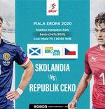 Prediksi Piala Eropa 2020 – Skotlandia v Republik Ceko: Tartan Army Andalkan Pemain Kenyang Pengalaman