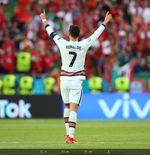 Hungaria vs Portugal: Cristiano Ronaldo Pecahkan 5 Rekor Sekaligus