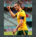 Turki vs Wales: Sempat Gagal Penalti, Gareth Bale Sukses Tebus Kesalahan