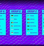 Hasil Pengundian Grup FIFAe Nations Cup 2021: Indonesia Satu Grup dengan Amerika Serikat dan Jerman