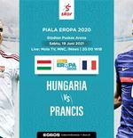 Link Live Streaming Hungaria vs Prancis di Euro 2020