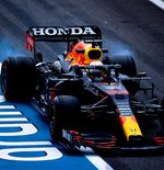 Hasil FP2 F1 GP Prancis 2021: Max Verstappen Unggul Tipis atas Duo Mercedes