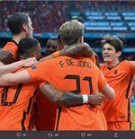 Hasil Piala Eropa 2020 - Belanda vs Austria: Oranje Menang, Pastikan Lolos ke 16 Besar