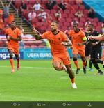 Hasil dan Klasemen Piala Eropa 2020: Belanda dan Belgia Lolos, Ukraina Jaga Kans