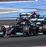 Hasil FP1 F1 GP Prancis 2021: Valtteri Bottas dan Lewis Hamilton 1-2, Mercedes Kembali Perkasa