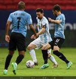 Argentina vs Uruguay: Menang Lagi, Albiceleste Pimpin Klasemen Grup A Copa America 2021