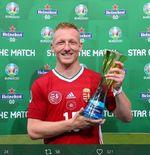 Man of the Match Piala Eropa 2020 - Hungaria vs Prancis: Laszlo Kleinheisler