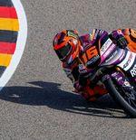 Hasil FP3 Moto3 GP Jerman 2021: Andrea Migno Tercepat, Duo Indonesian Racing Gresini Apes