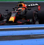Hasil Kualifikasi F1 GP Prancis 2021: Max Verstappen Sabet Pole Position, Lewis Hamilton Start Kedua