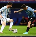 Link Live Streaming Argentina vs Paraguay di Copa America 2021