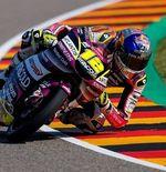 Hasil Kualifikasi Moto3 GP Jerman 2021: Filip Salac Amankan Pole Position, Andi Gilang Tempati Posisi Buncit