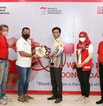 NOC Indonesia Bersama ASJB dan PMI Jakarta Gelar Donor Darah