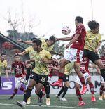 Bali United Kalah dari Barito Putera di Laga Persahabatan, Tim Pelatihnya Langsung Gerak