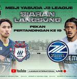 Tonton Gratis Sekarang! J2 League: Thespakusatsu Gunma vs FC Machida Zelvia