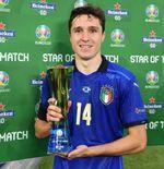 Man of the Match Piala Eropa 2020 - Italia vs Wales: Federico Chiesa