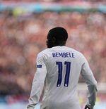 Ousmane Dembele Pamit dari Euro 2020 Lebih Awal