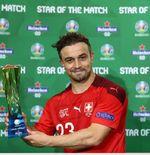 Man of the Match Piala Eropa 2020 - Swiss vs Turki: Xherdan Shaqiri