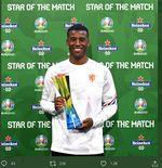 Man of the Match Piala Eropa 2020 - Makedonia Utara vs Belanda: Georginio Wijnaldum
