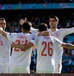 Hasil Slowakia vs Spanyol di Piala Eropa 2020: Diwarnai 2 Gol Bunuh Diri La Furia Roja Berpesta