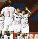 Liga Champions Asia: Nagoya Grampus Jegal Klub Kaya Raya Malaysia
