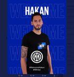 Resmi! Hakan Calhanoglu Menyeberang dari AC Milan ke Inter Milan