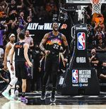 Hasil Final Wilayah Barat NBA 2021: Alley-oop Dunk Dramatis Deandre Ayton Bawa Phoenix Suns Unggul 2-0