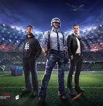 PUBG Mobile Umumkan Kolaborasi dengan Legenda Timnas Prancis dan Belanda, Eks Manchester United