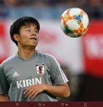 Aksi Takefusa Kubo Ngolongin 4 Pemain untuk Cetak Gol