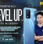 Realme Gandeng Microboy dan Tantang Pemain PUBG Mobile ''By One''