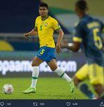 VIDEO: Tiga BIntang Real Madrid dalam Skuad Brasil di Piala America 2021