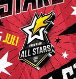 Tim Asal Indonesia Juara Mode Bomb Squad di Free Fire All Stars 2021 Asia
