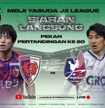 Tonton Gratis Sekarang! J2 League: Kyoto Sanga vs Fagiano Okayama