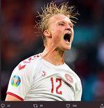 Hasil Wales vs Denmark di Piala Eropa 2020: Menang 4-0, Tim Dinamit ke Perempat Final