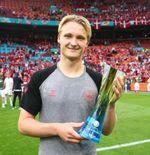 Man of the Match Piala Eropa 2020 - Wales vs Denmark: Kasper Dolberg
