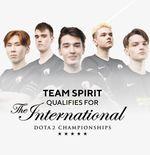 Team Spirit Ungkap Ketidakadilan di TI 10