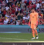 Euro 2020: Kata Unai Simon Soal Blunder Fatal di Laga Kroasia vs Spanyol