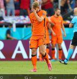 Hasil Belanda vs Republik Ceko di Piala Eropa 2020: Kartu Merah De Ligt, Tim Oranye Angkat Koper