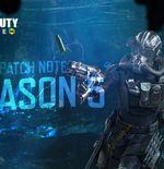 Daftar perubahan Call of Duty: Mobile Musim Kelima, In Deep Water
