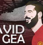 Sejak Tujuh Tahun Terakhir, David De Gea Hanya Tepis 3 Penalti
