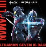 Arena of Valor Umumkan Kolaborasi dengan Ultraman