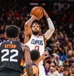 Hasil Final Wilayah Barat NBA 2021: Paul George Jaga Asa LA Clippers