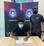 Resmi, Sabah FC Perpanjang Kontrak Saddil Ramdani