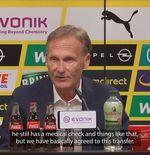 VIDEO: CEO Dortmund Mengaku Sedih Kehilangan Jadon Sancho