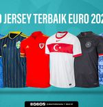 10 Jersey Terbaik di Euro 2020