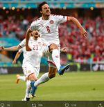 Hasil Republik Ceko vs Denmark di Piala Eropa 2020: Tim Dinamit ke Semifinal setelah Menang 2-1