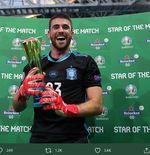 Man of the Match Piala Eropa 2020 -Swiss vs Spanyol: Unai Simon